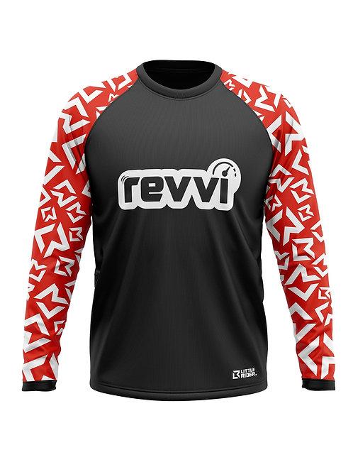 Revvi Kids Riding Jersey