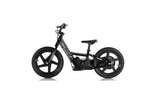 "Revvi 16"" Electric Balance Bike - Black"