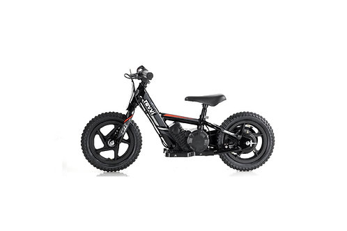 "Revvi 12"" Bike - Black"