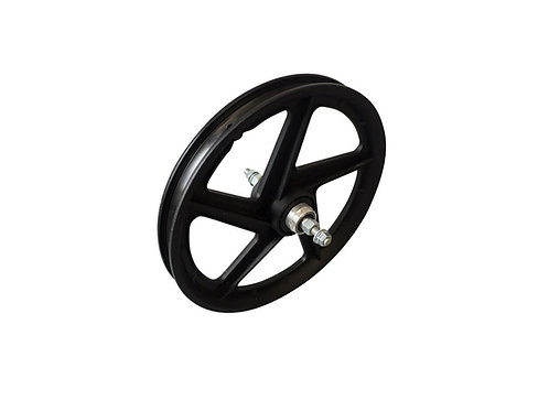 "Rear wheel - To fit Revvi 16"" electric balance bikes"