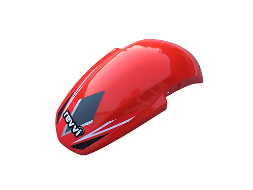 Rear Mudguard - Red
