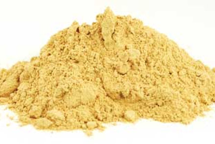 Organic Maca Root Powder-Yellow/Mixed