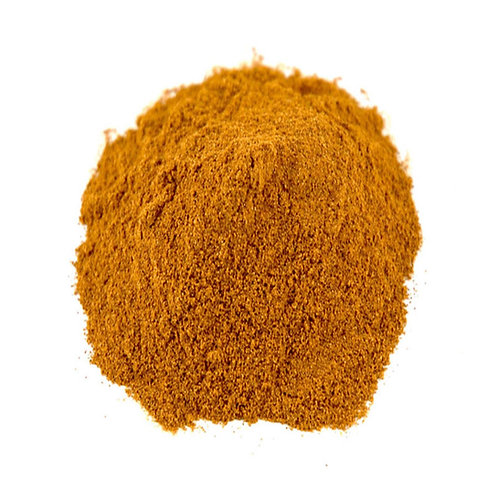 Organic Ground Cassia Cinnamon Powder Capsules