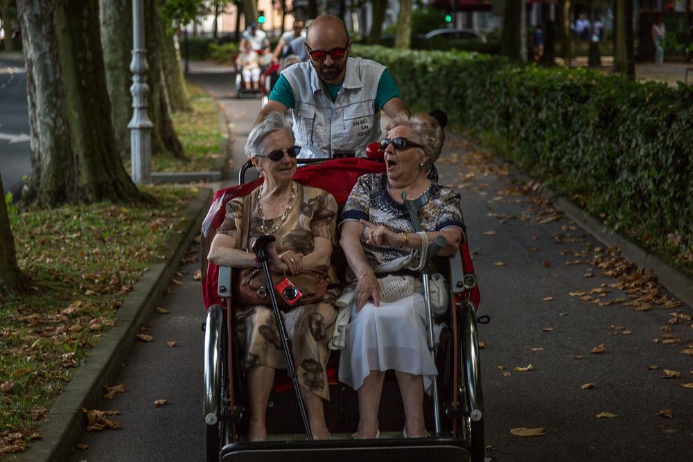 En Bici Sin Edad – Cycling Without Age