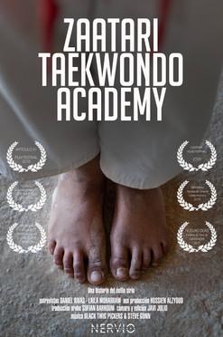 Zaatari Taekwondo Academy