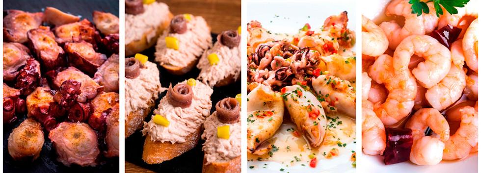 Pintxos Donostiarras - Restaurante LETE
