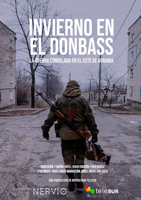 Invierno en el Donbass