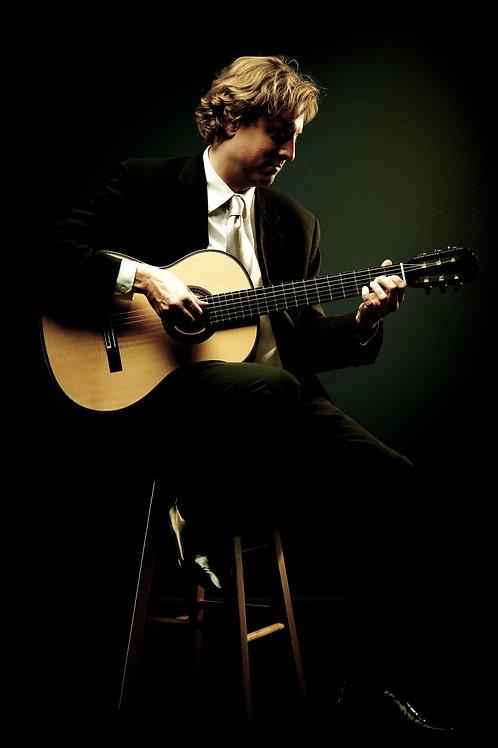 Jason Vieaux Virtual Concert December 5, 2020 7:00 P.M. CST