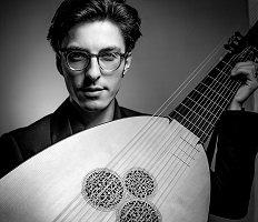 Brandon Acker Solo Guitar April 10, 2021 7:00 p.m. CST Musical theme: French