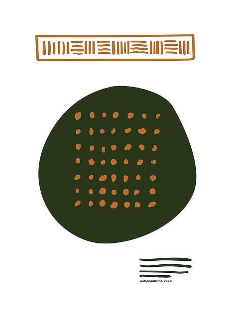 Ilustração Layouts Orgânicos 2