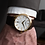 Thumbnail: Brown Vintage Leather Band - Stainless Steel or Gold Clasp