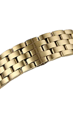 Engineers Metal Link Bracelet - Gold