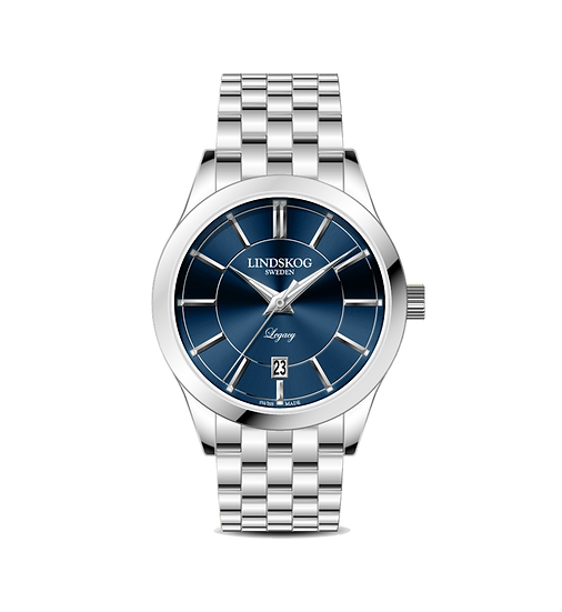 Royal Blue - Stainless Steel