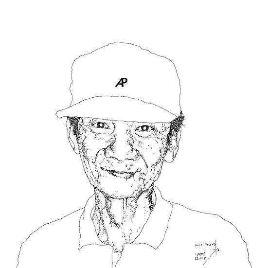 Lolo Pedong (Grandfather)