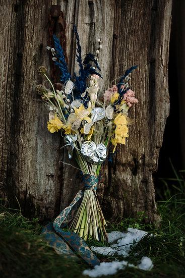 Bouquet Argentato