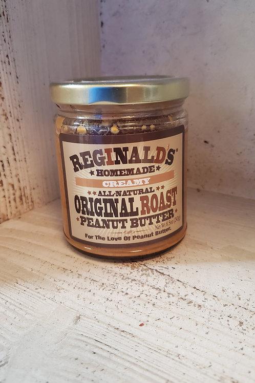 Reginalds Homemade Peanut Butter