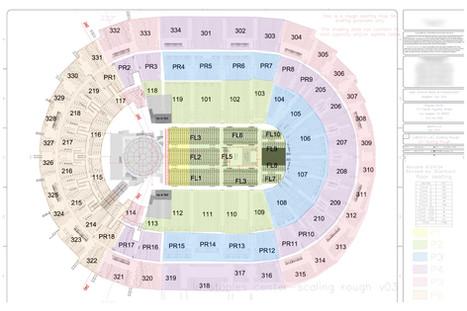 Jingleball Tour 2014 - Staples Center - Los Angeles, CA