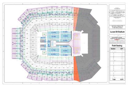 One Direction - Lucas Oil Stadium 2015