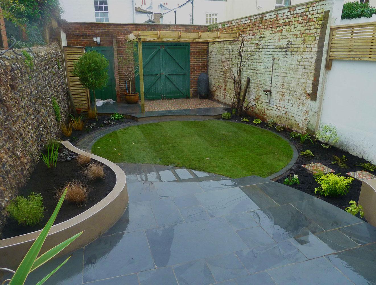 Garden Design Brighton | Landscape Gardener | Living ...