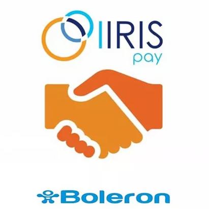 Boleron - новият партньор в мрежата от търговци на IRIS PAY