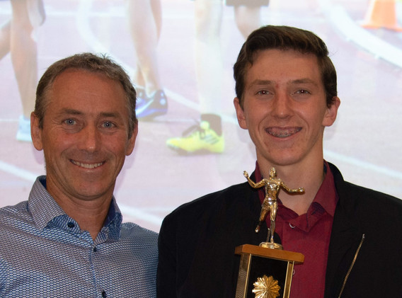 Outstanding Male Track Athlete