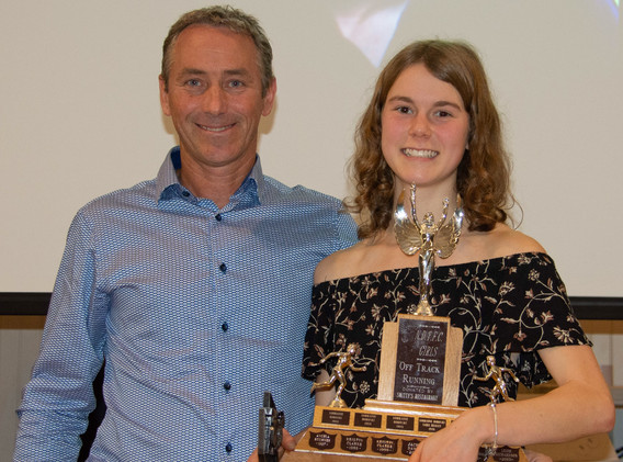 Outstanding Female Off Track Athlete
