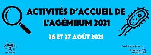 Billet Activités d'Accueil 2021