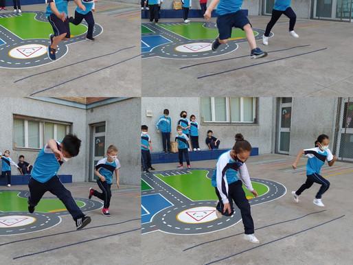 Educació física a 2n!