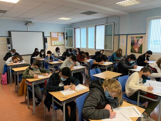 AVALUACIÓ EDUCACIÓ SECUNDÀRIA OBLIGATÒRIA – 4t d'ESO