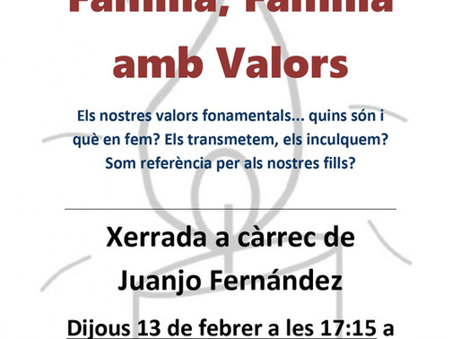 XERRADA DE JUANJO FERNÁNDEZ