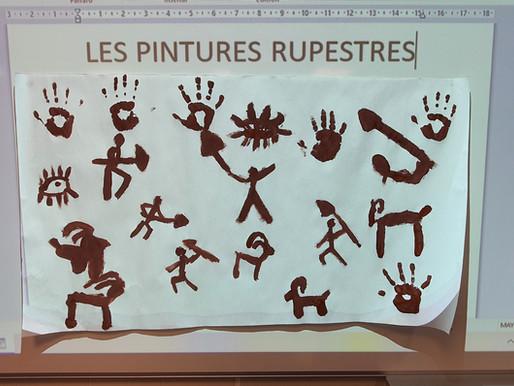 PINTURES RUPESTRES 2n!