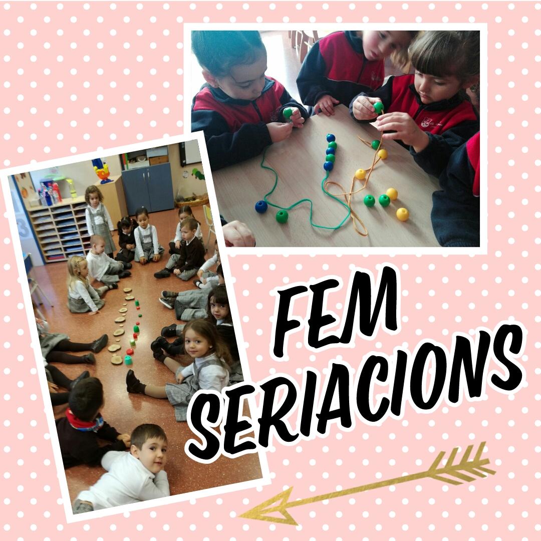 FEM SERIACIONS DE DOS ELEMENTS