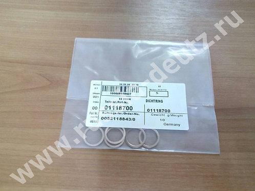 Уплотнительное кольцо Deutz 01118700