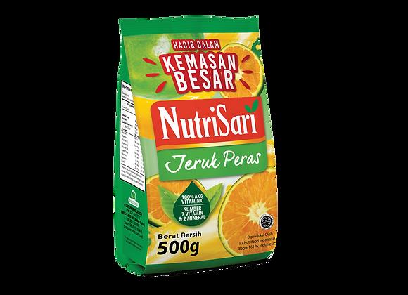 NutriSari Jeruk Peras Refill 500gr