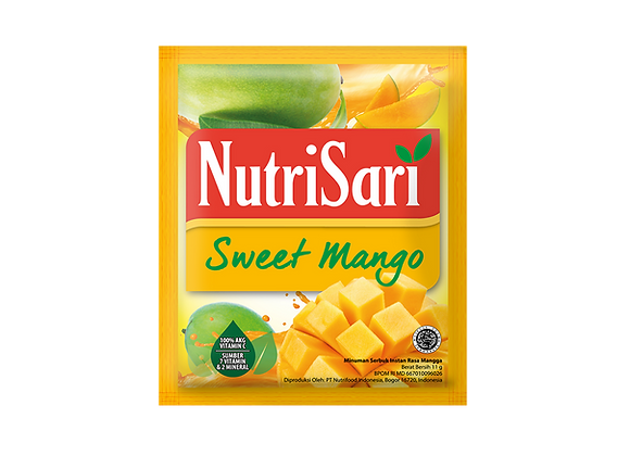 NutriSari Sweet Mango