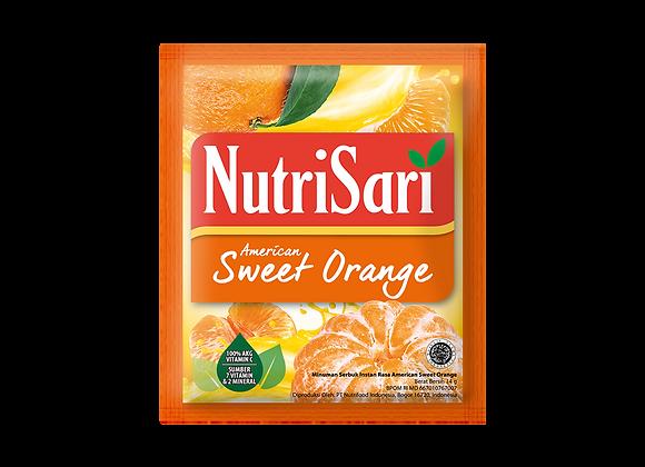 NutriSari American Sweet Orange