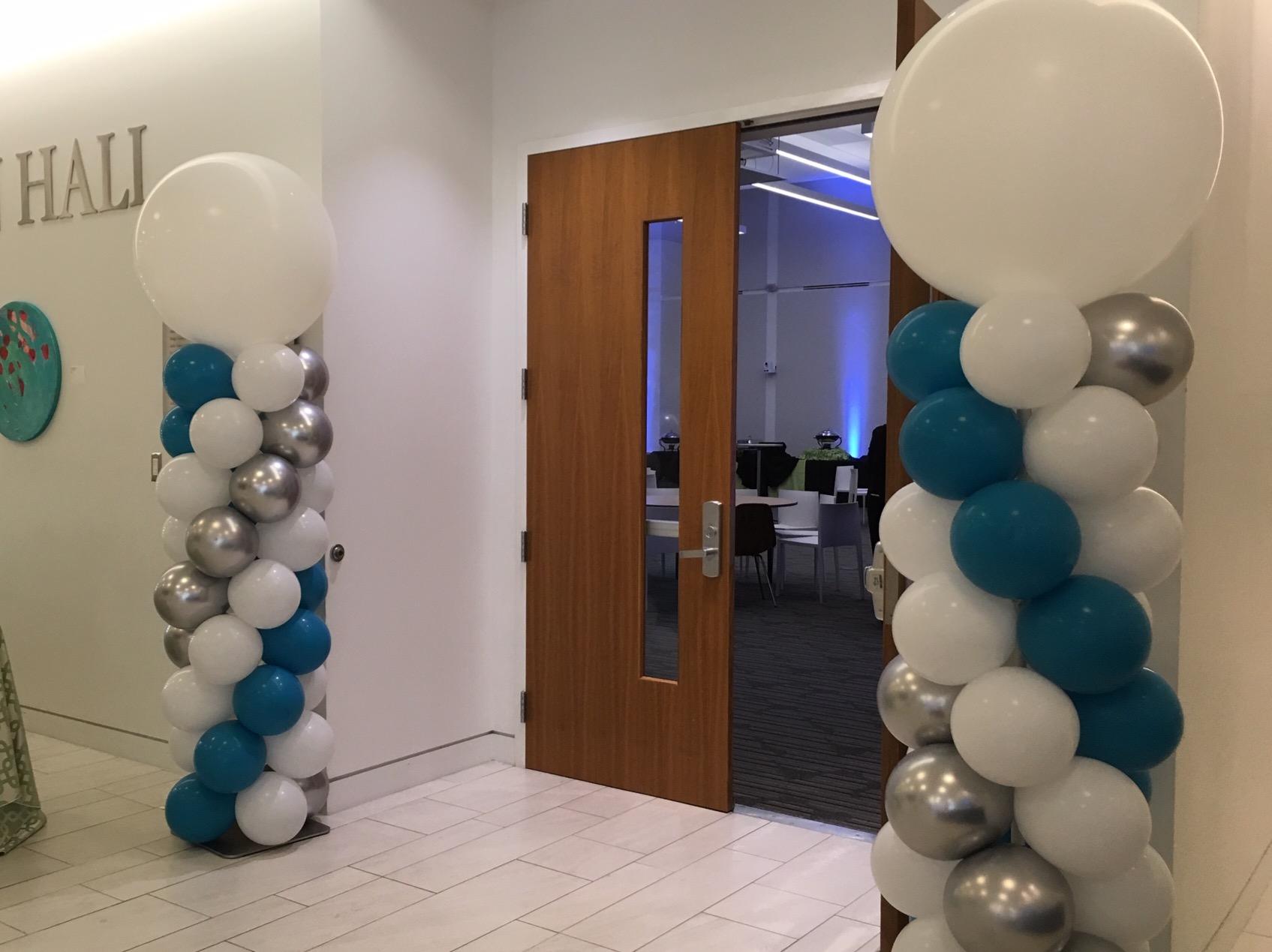 Balloon Columns | DC | Balloon Zoom