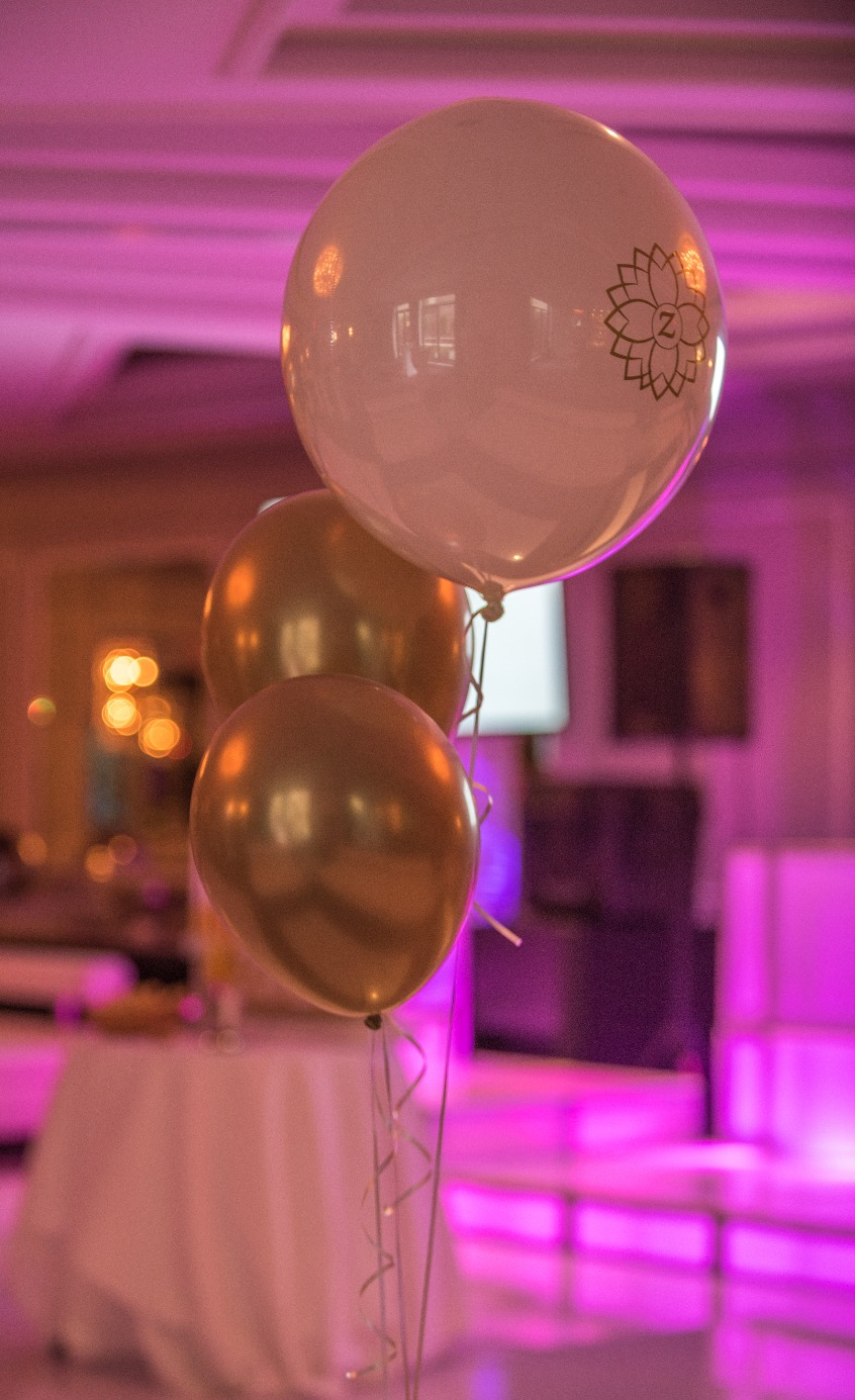 Bat Mitzvah Balloons | Washington DC | Balloon Zoom