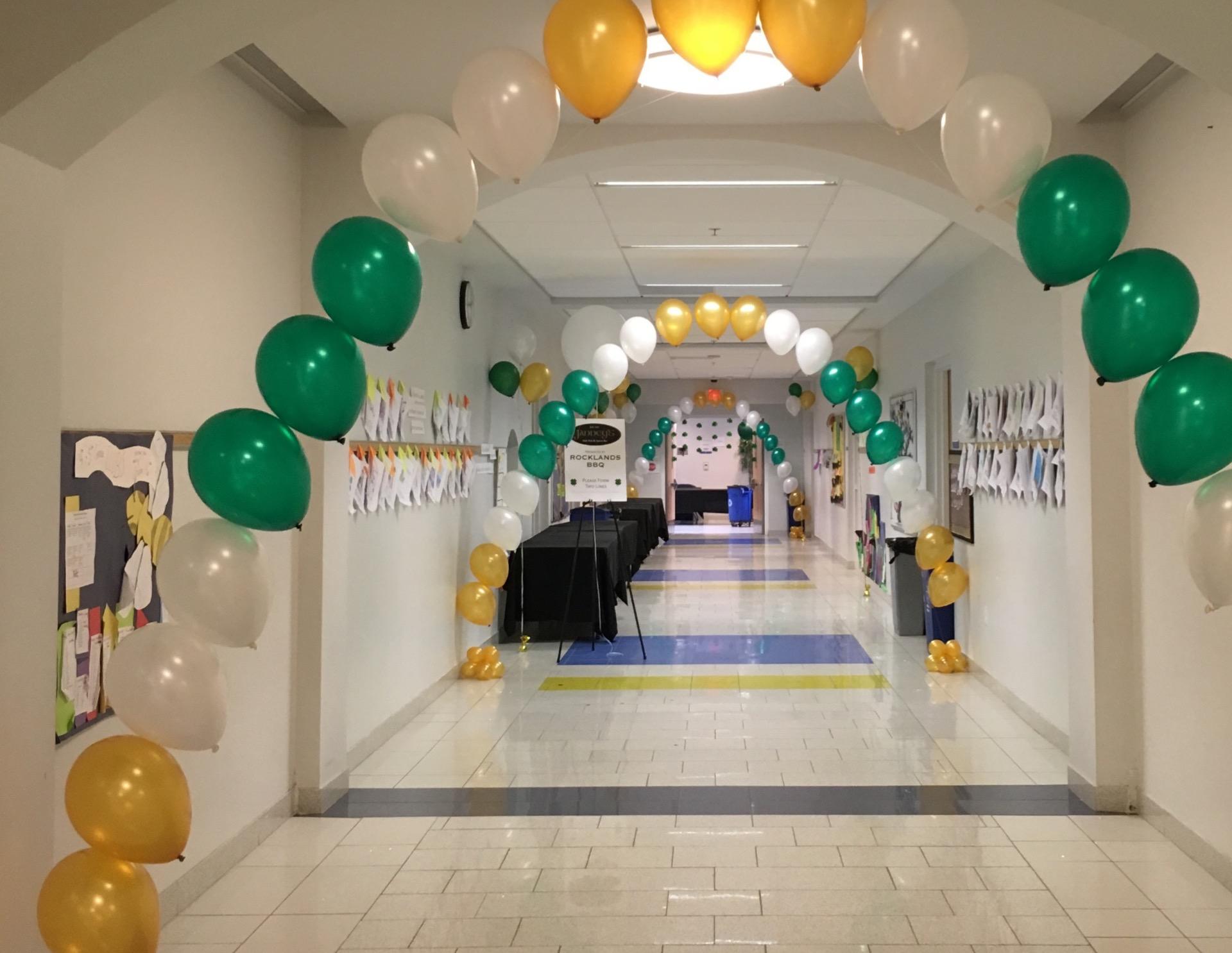 Helium Balloon Arches | DC | Balloon Zoom