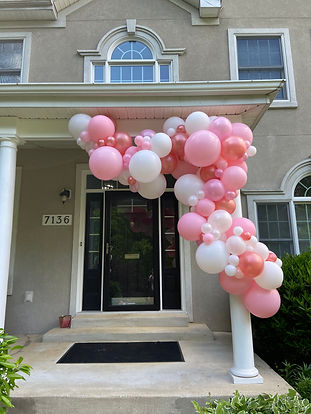 Quarantine Birthday Balloons | Balloon Zoom | DC
