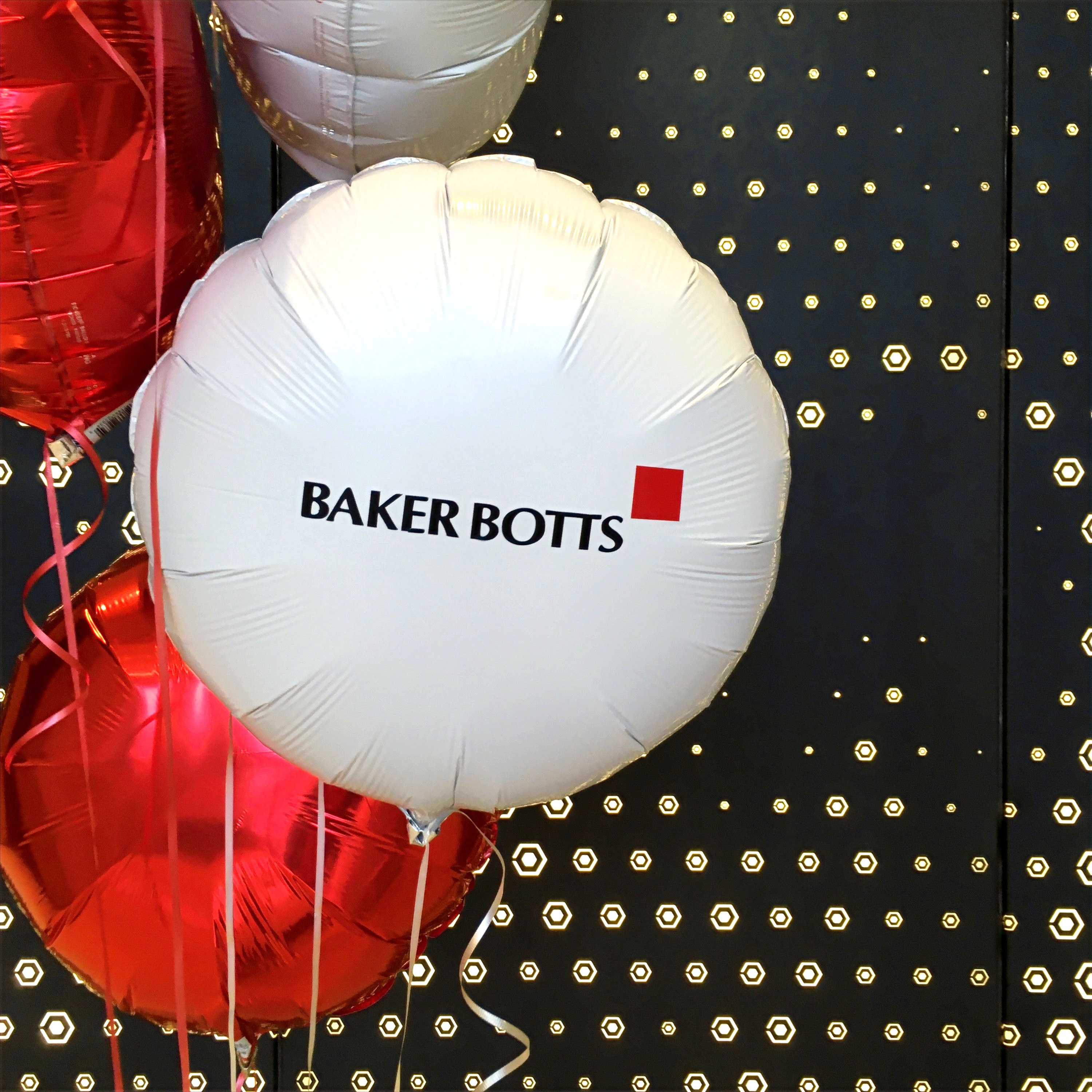 Corporate Branded Balloons | Washington DC | Balloon Zoom