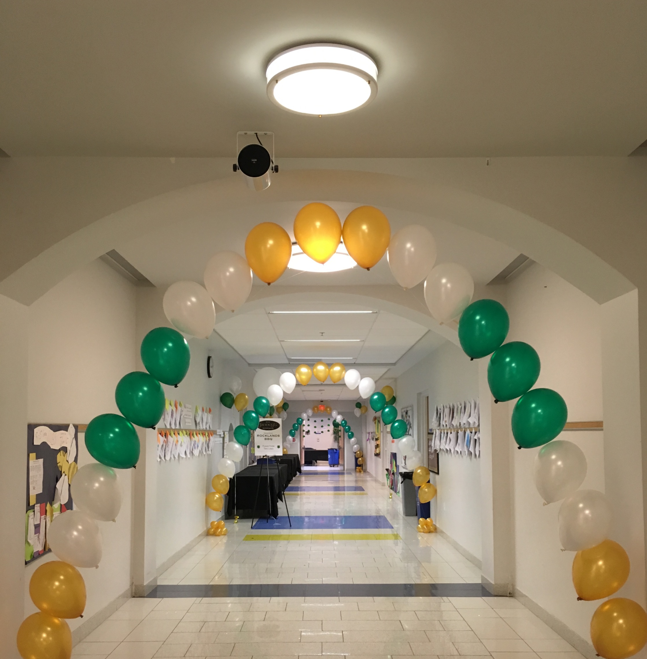 Helium Balloon Arches   Washington DC   Balloon Zoom