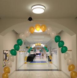 Helium Balloon Arches | Washington DC | Balloon Zoom