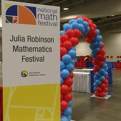 Convention Center Balloon Decor