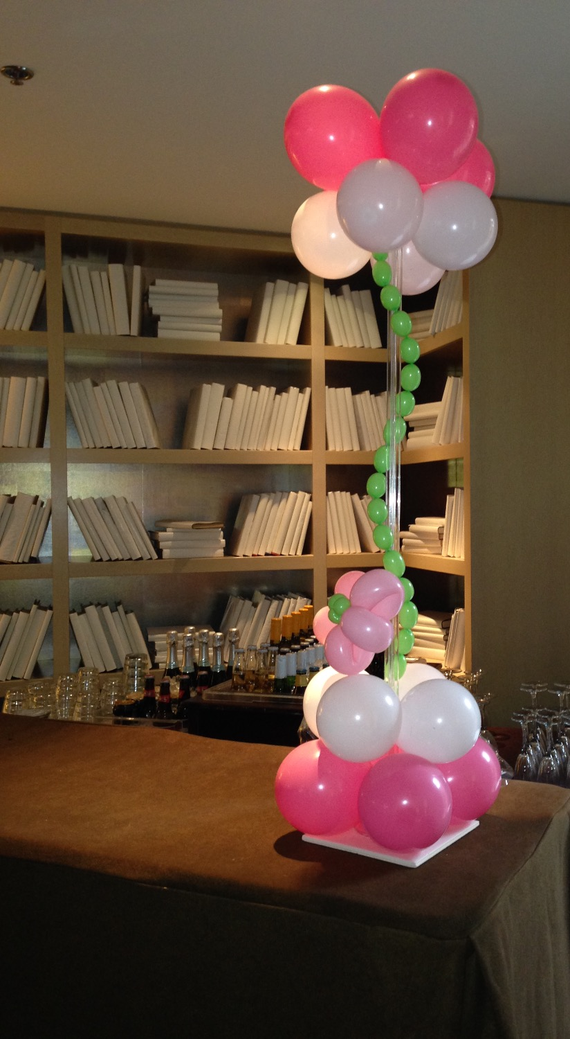 Birthday Balloon Centerpieces | Virginia | Balloon Zoom