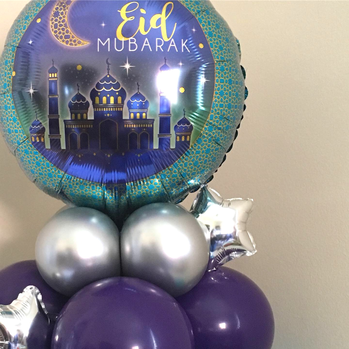 Eid Balloons | Washington DC | Balloon Z