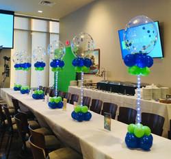 Bar Mitzvah Centerpieces | Maryland | Balloon Zoom