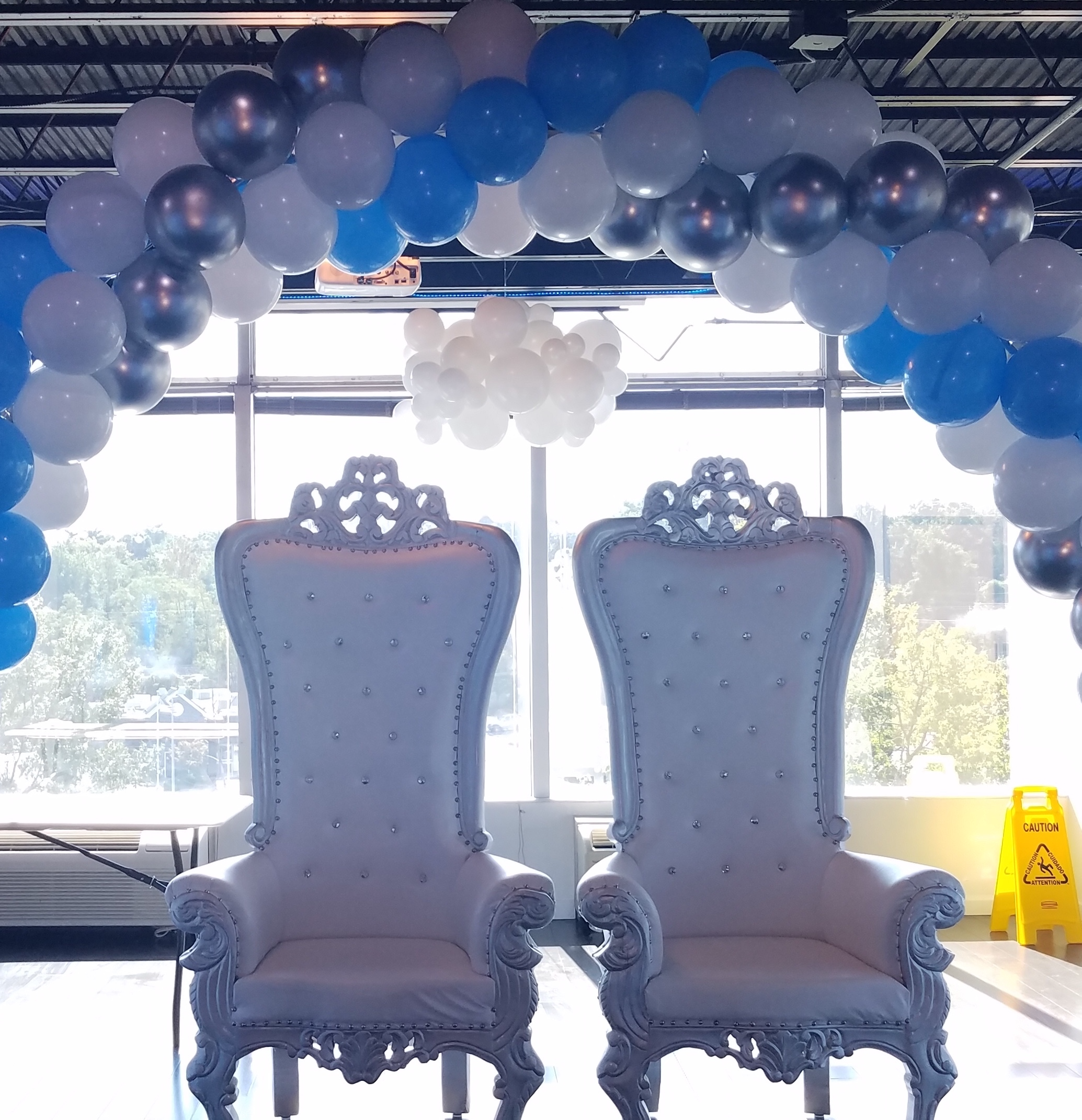 Baby Shower Balloon Arch | Washington DC