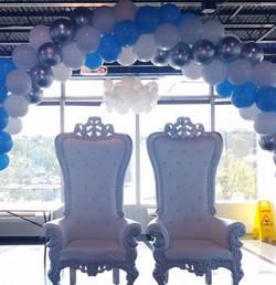 Baby Shower Balloon Arch | Washington DC