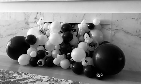 Organic Balloon Installation | Washington DC